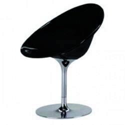 Chaise noire Turipa