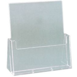Porte documents plexi A4