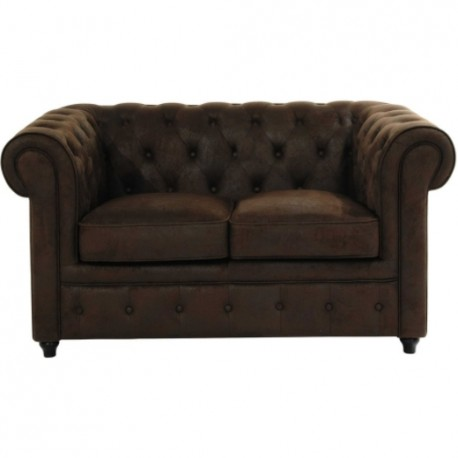 CHESTERFIELD Marron