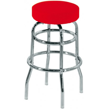 Tabouret rouge Ring 2