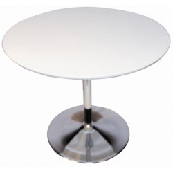 Table ronde blanche  Novanta