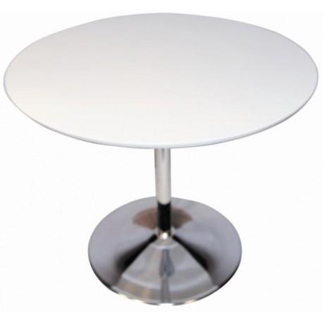 Table ronde blanche  Novanta