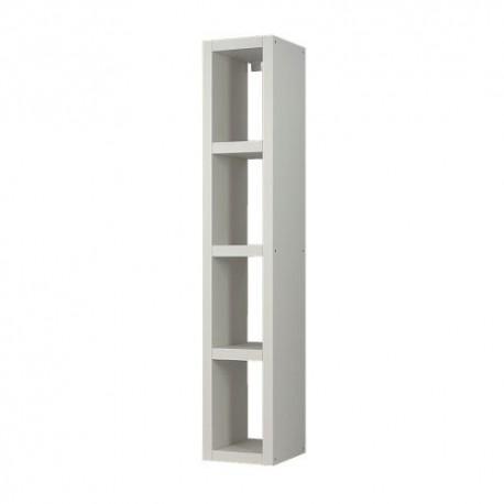 Armoire de rangement  Columna blanc