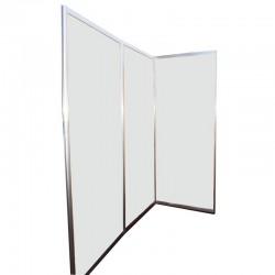 Cloison blanche hauteur 2m50