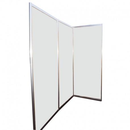 Cloison blanche 2m50