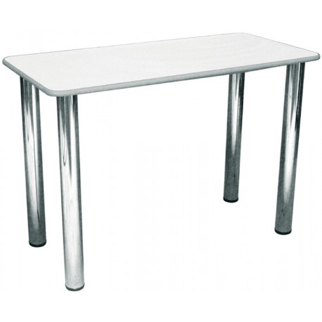 Table blanche Cromate
