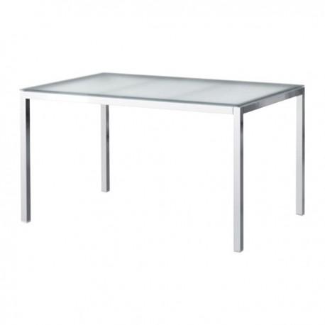 Table verre Glazen