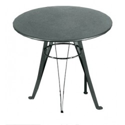 Table ronde métal Irin