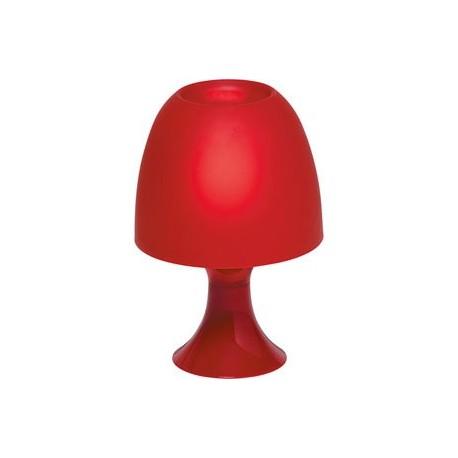 Lampe de bureau rouge Fungo