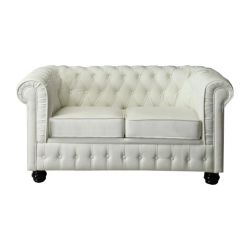canape cuir CHESTERFIELD