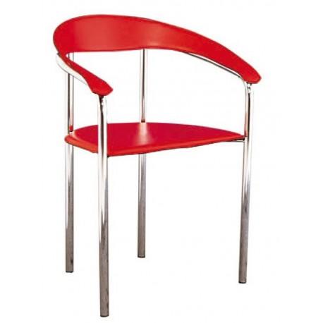 Chaise rouge Siku