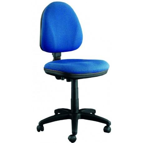 chaise de bureau bleue Huira