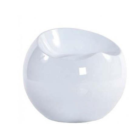 Pouf Zoga blanc