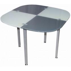 Table ronde en verre Flugvel