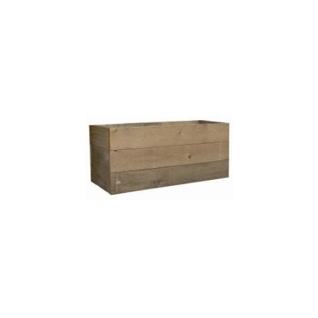 Bac en bois