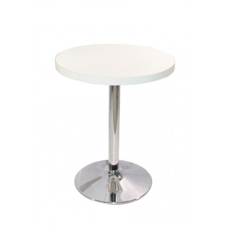 Table ronde blanche Kandel