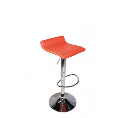 Tabouret rouge Vermell