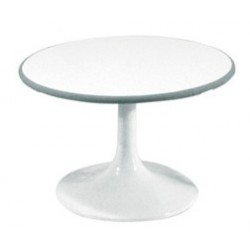 Table basse blanche Lola