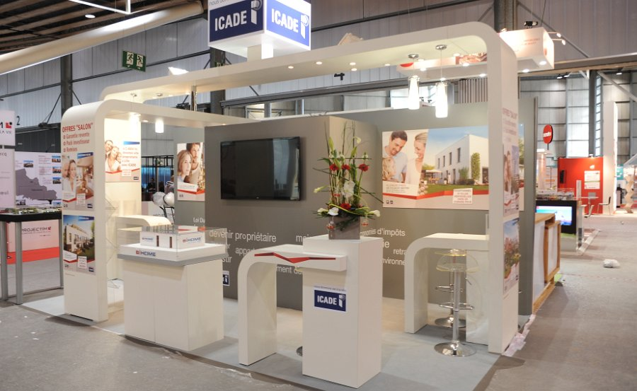 Stand Icade